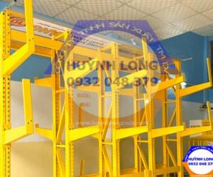 Công trình lắp đặt kệ tại Nha Trang Khánh Hòa